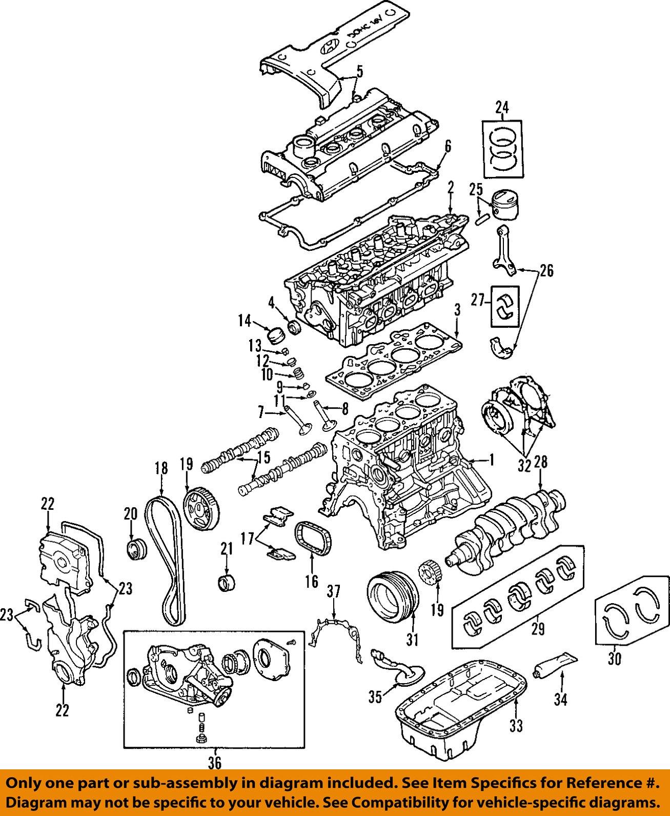 HYUNDAI OEM 01-12 Elantra-Engine Cylinder Head Gasket