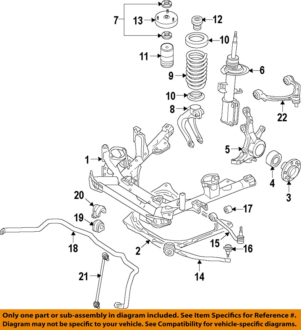 35 Bmw X5 Front Suspension Diagram