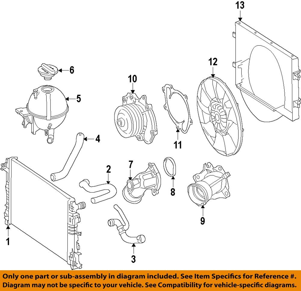 mercedes mercedes benz oem sprinter 2500 radiator cooling fan image is loading mercedes mercedes benz oem sprinter 2500 radiator cooling