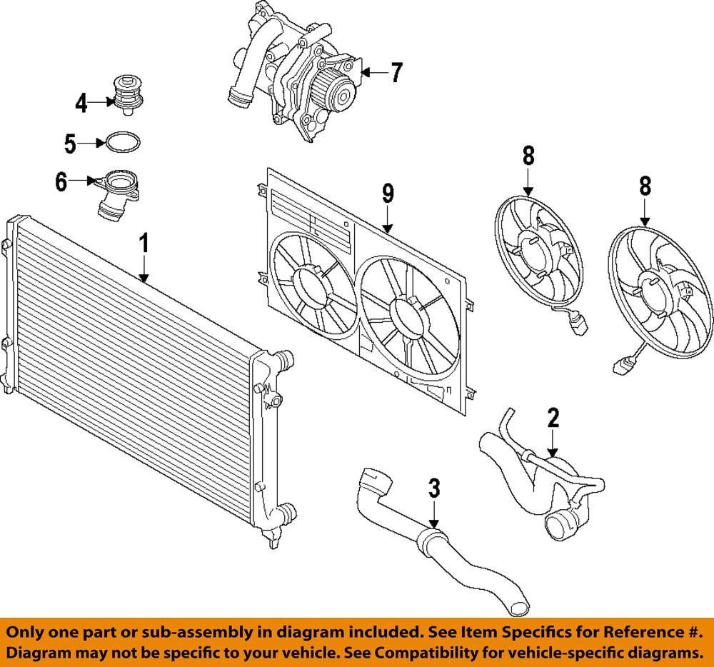 35 2002 Vw Passat Cooling System Diagram
