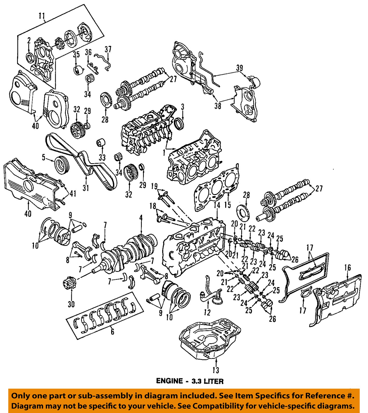 92 Subaru Legacy Engine Diagram Wiring Diagrams 2002 Oem 97 Svx Timing Belt 13028aa120 Outback Parts 2006
