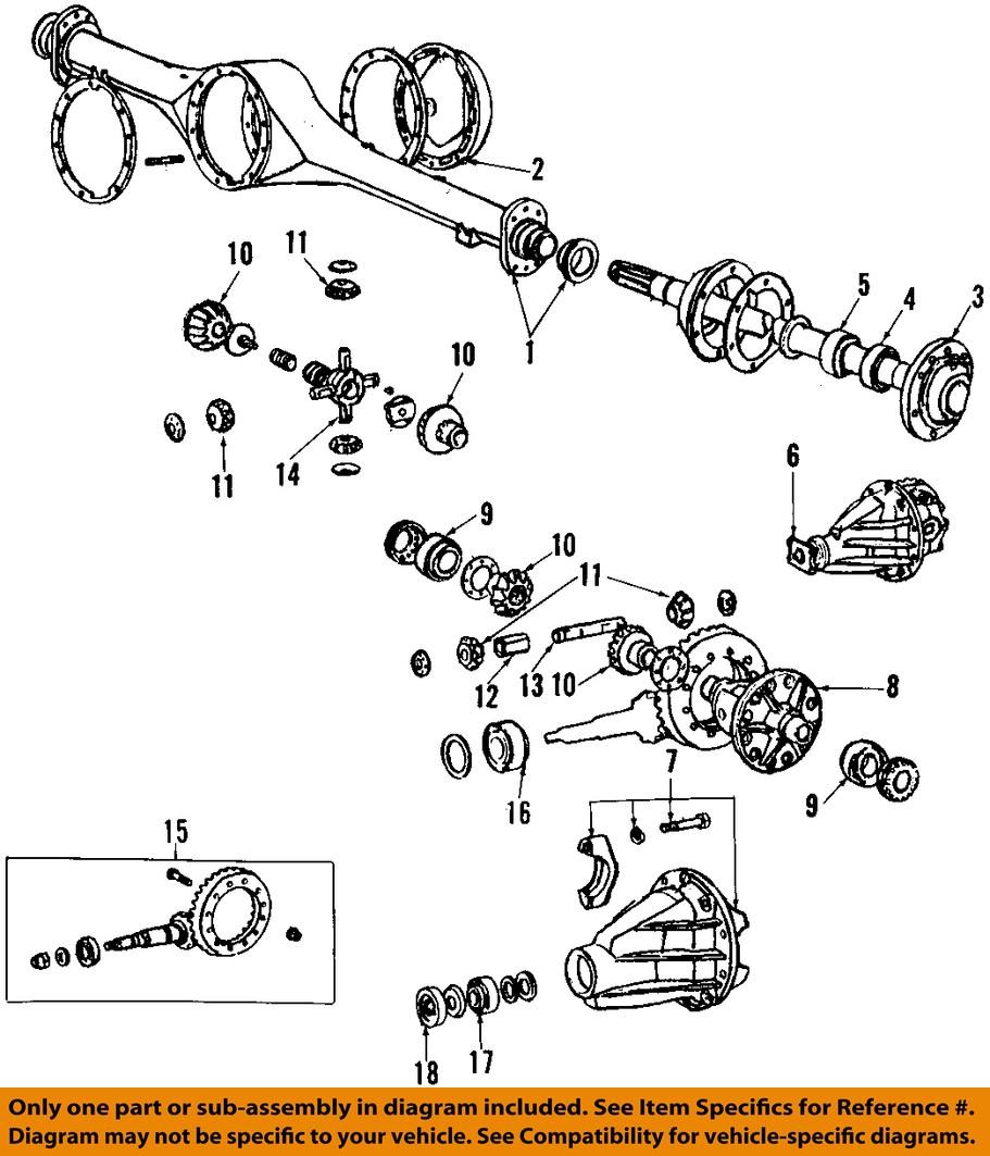 TOYOTA OEM 84-95 Pickup Rear-Axle Seals 9031050006 | eBay