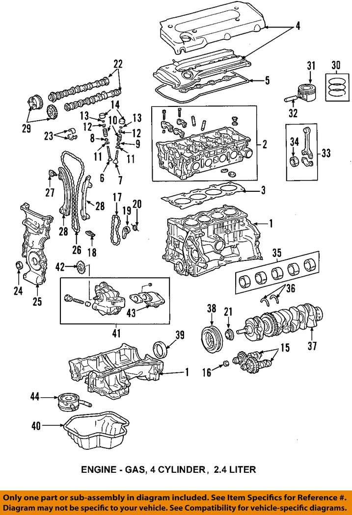 Toyota V6 Engine Parts Diagram Free Wiring Diagram For You