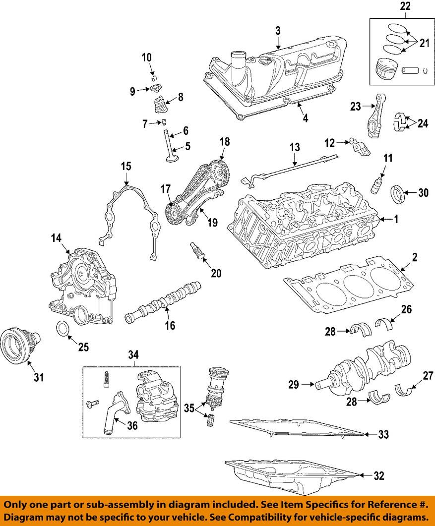 Land Rover Damper Torsional 2 5 Partnumber: LAND ROVER OEM 05-07 LR3-Engine Harmonic Balancer LR031685