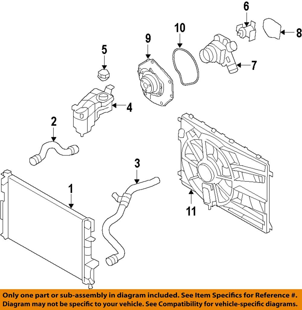 2008 lr2 engine diagram 2008 auto wiring diagram schematic land rover oem 08 12 lr2 radiator cooling fan blade lr026078 on 2008 lr2 engine