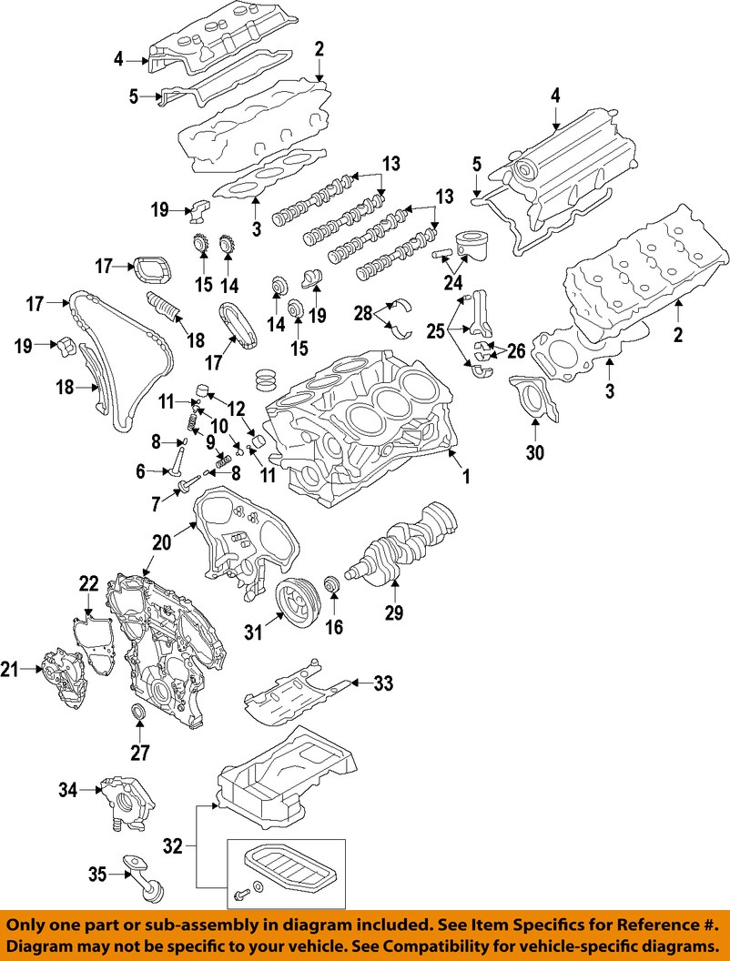 Find Nissan Oem Engine Cylinder Head Gasket 11044ey04a Motorcycle In Fuel Pressure Diagram