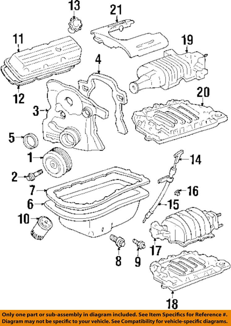 pontiac 2 4 engine diagram plugs