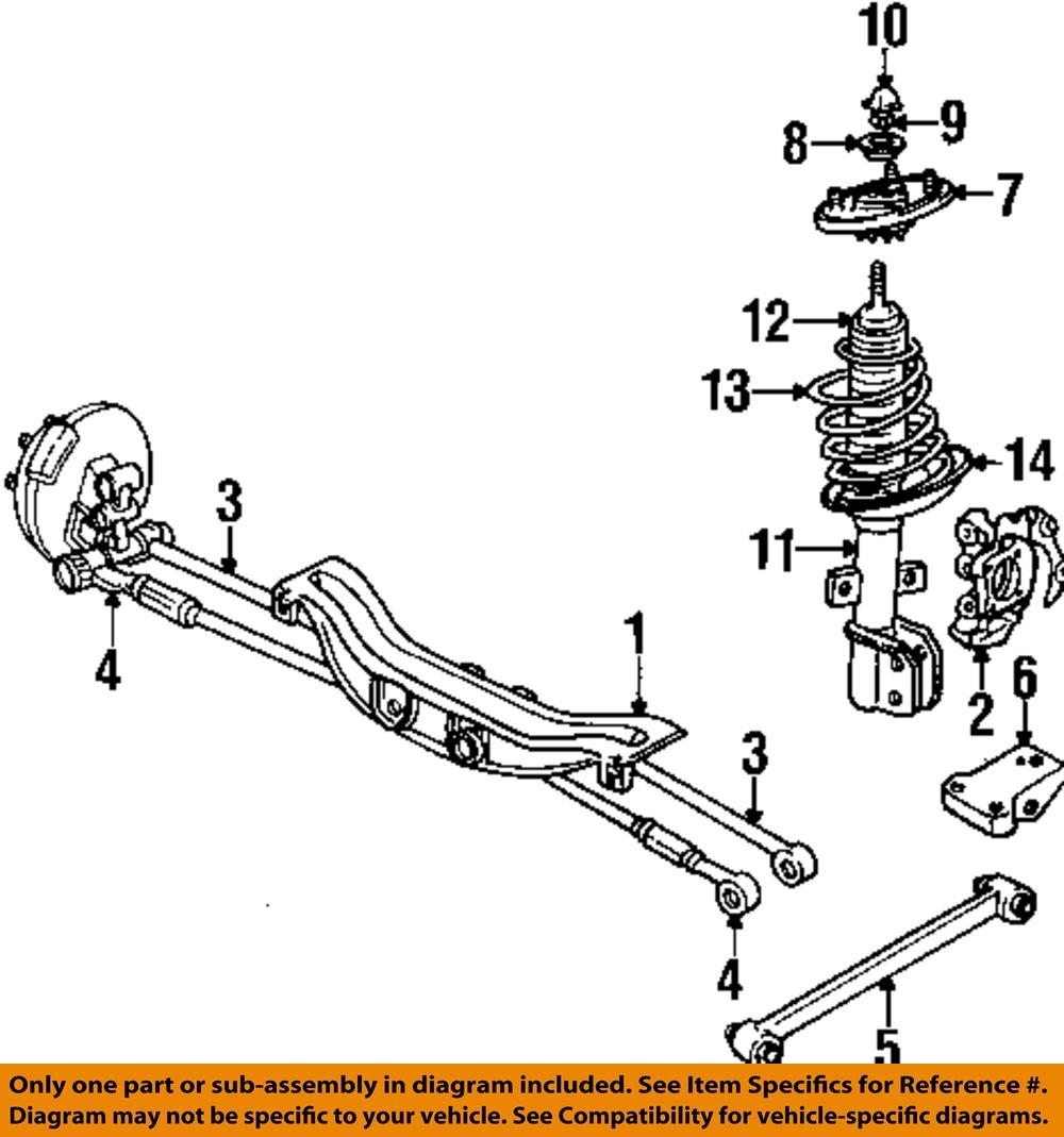 Pontiac Gm Oem 97