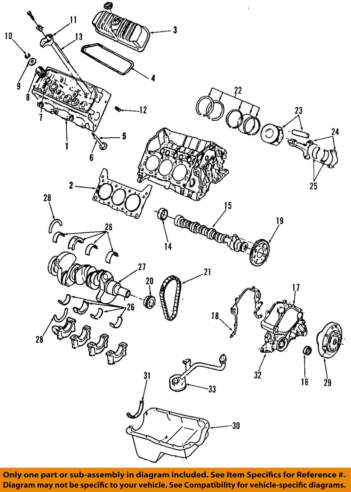 ford oem 01 04 mustang engine harmonic balancer 1r3z6b321ba image is loading ford oem 01 04 mustang engine harmonic balancer