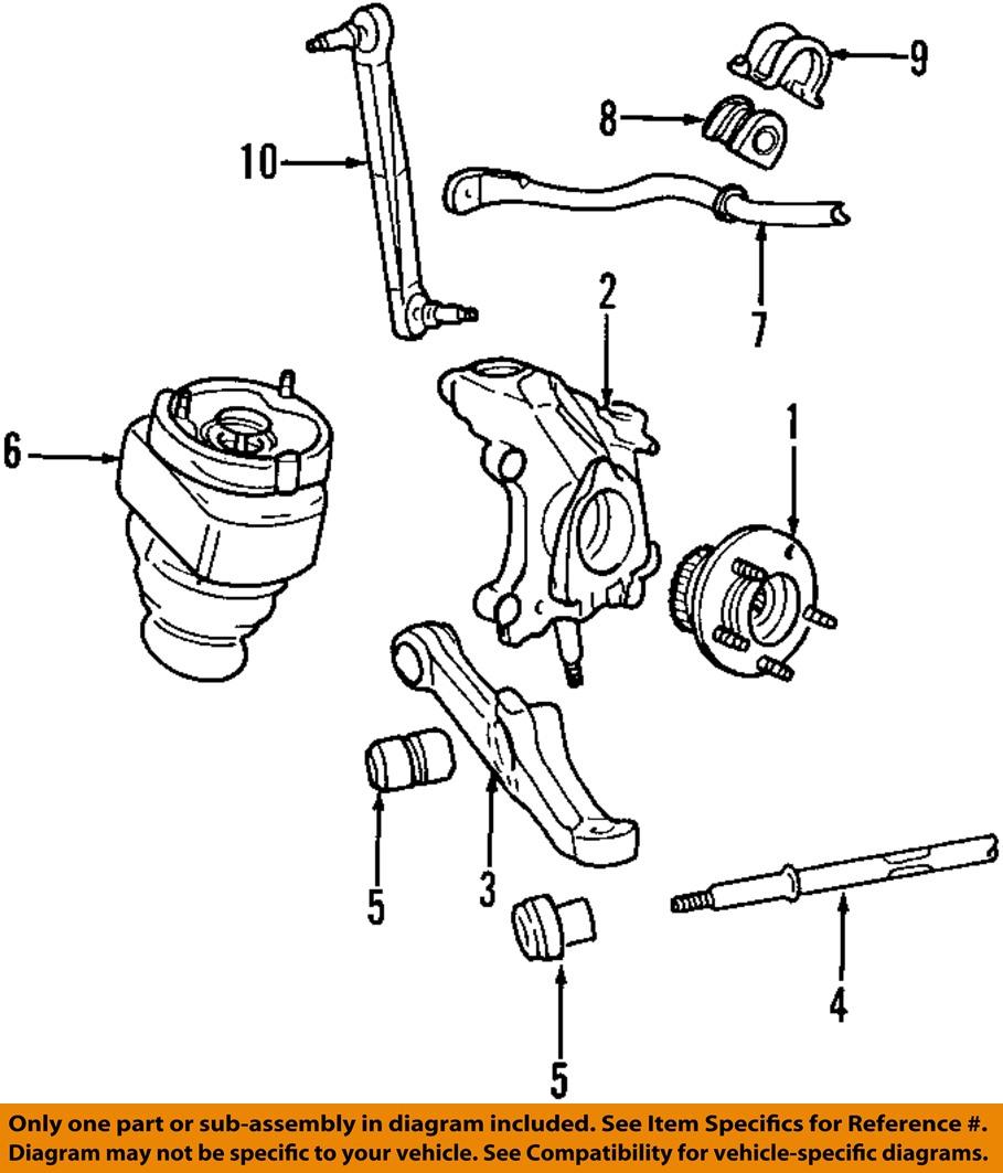 Oediag Fzp on Lincoln Continental Front Suspension Parts Diagram