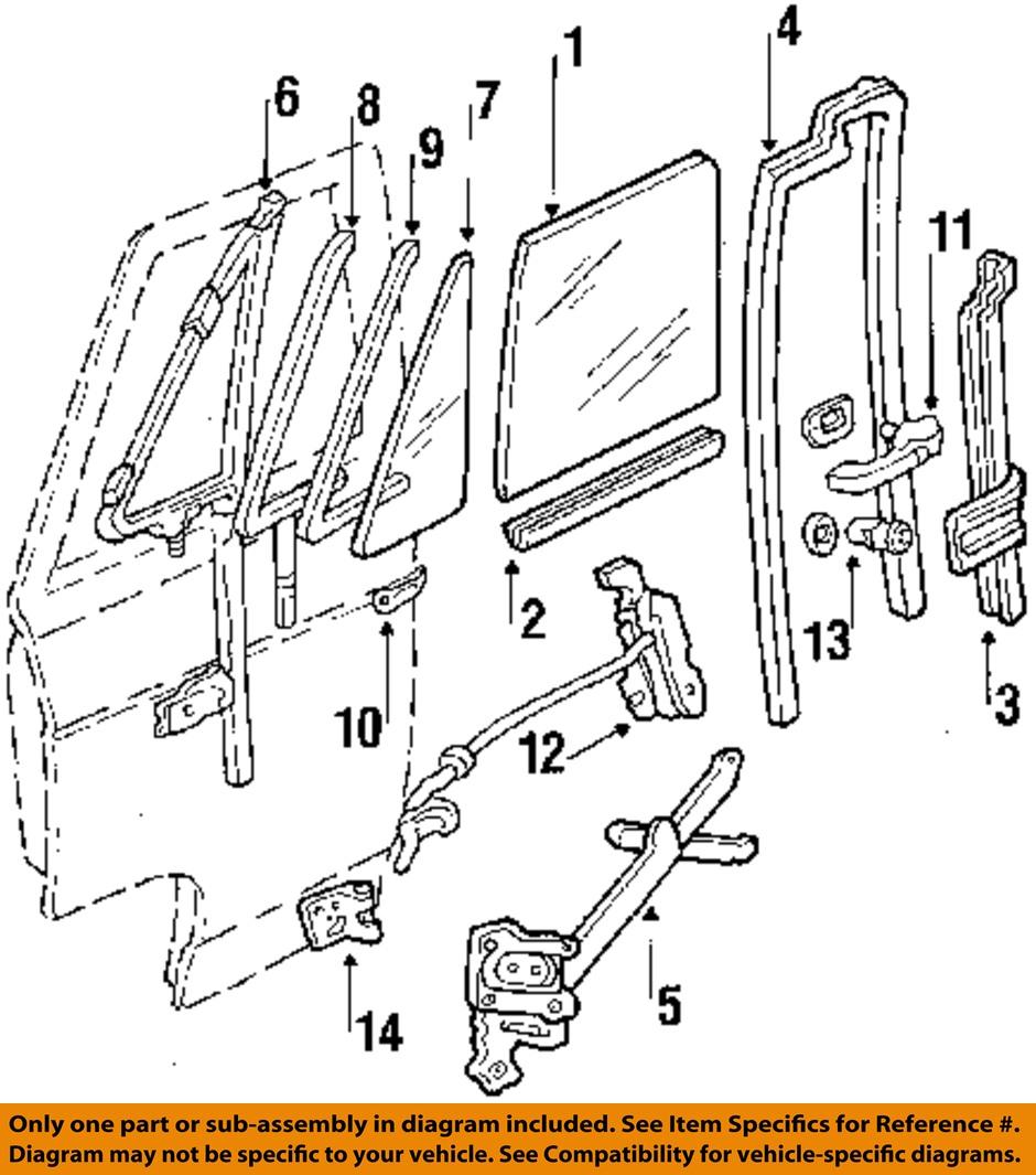 1979 1995 chevy van gmc van driver front window sash new. Black Bedroom Furniture Sets. Home Design Ideas
