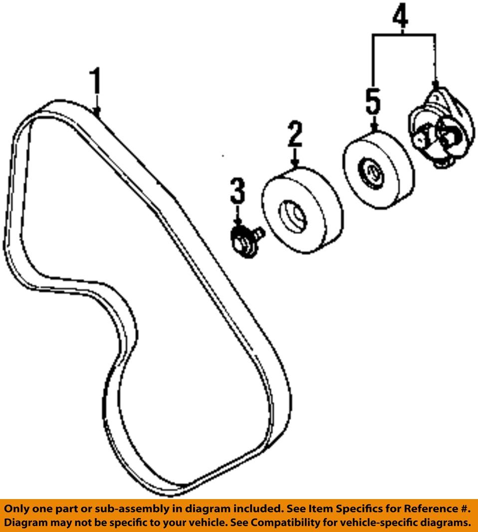 2001 saturn sl2 engine belt diagram saturn gm oem 92-97 sl2-serpentine drive fan belt 21007098 ... 2001 saturn sl2 stereo wiring diagram