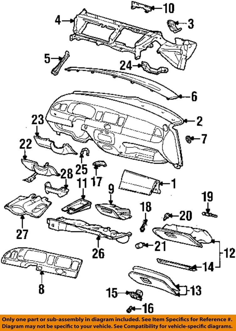 lincoln ford oem temperature in car interior temperature sensor f8vz19c734aa ebay. Black Bedroom Furniture Sets. Home Design Ideas