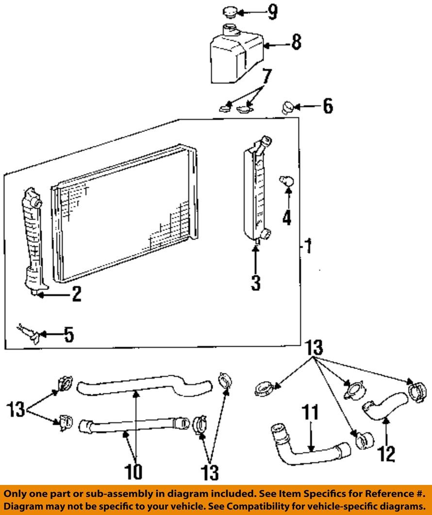 3 8l v6 engine diagram: ford oem 95-98 windstar 3 8l-v6