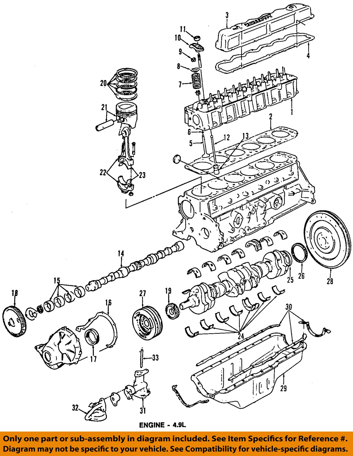 Ford Oem 84
