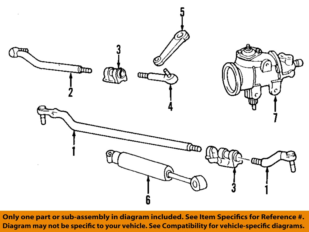 schematics f350 1996 front steering linkage diagram html