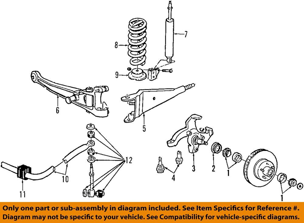 ford oem 08 14 e 350 super duty front suspension radius. Black Bedroom Furniture Sets. Home Design Ideas