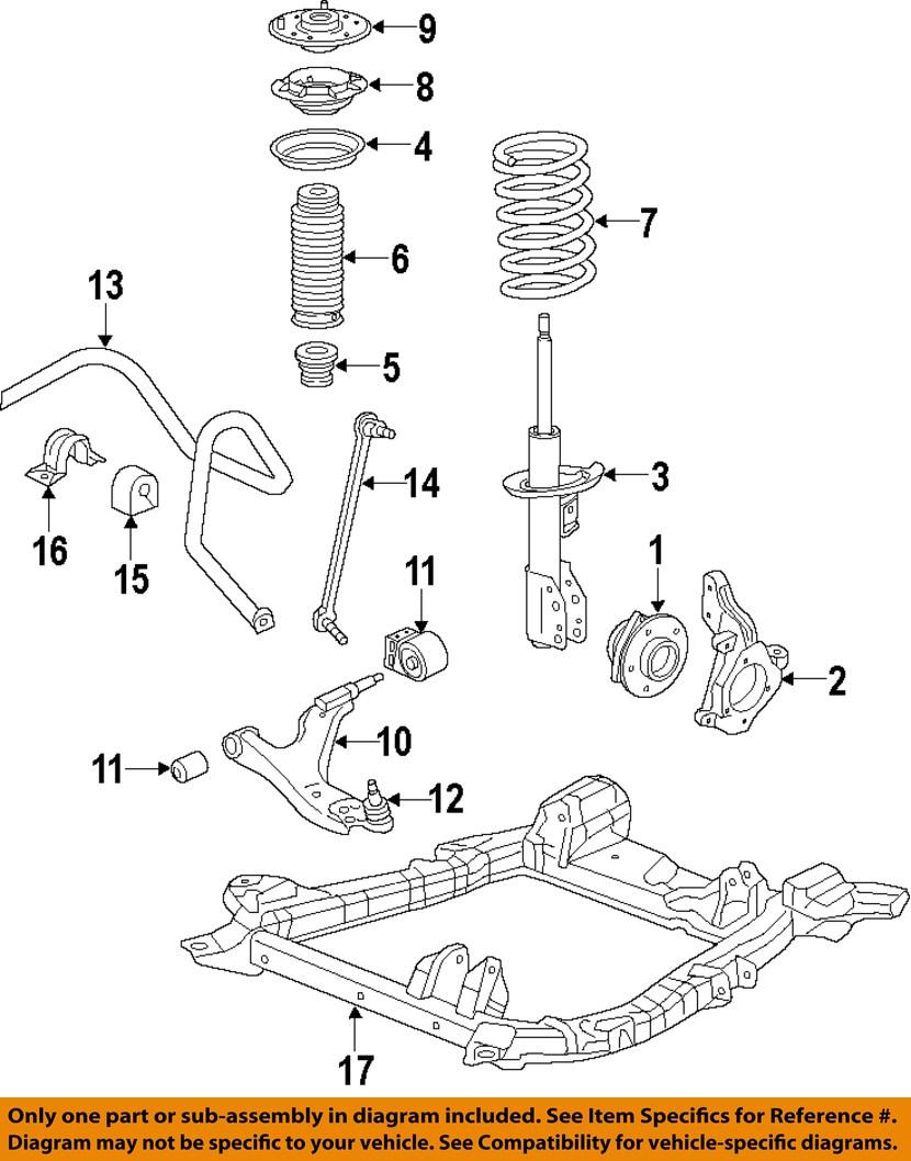 35 Cadillac Srx Parts Diagram