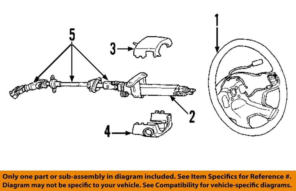 Column Diagram Ford Steering Column Diagram 1988 Chevrolet Wiring