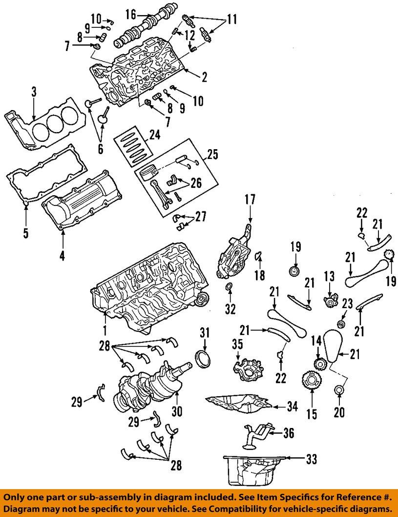 Valve Covers Mini Cooper Engine Diagram Chrysler Oem Cover 53021938ab