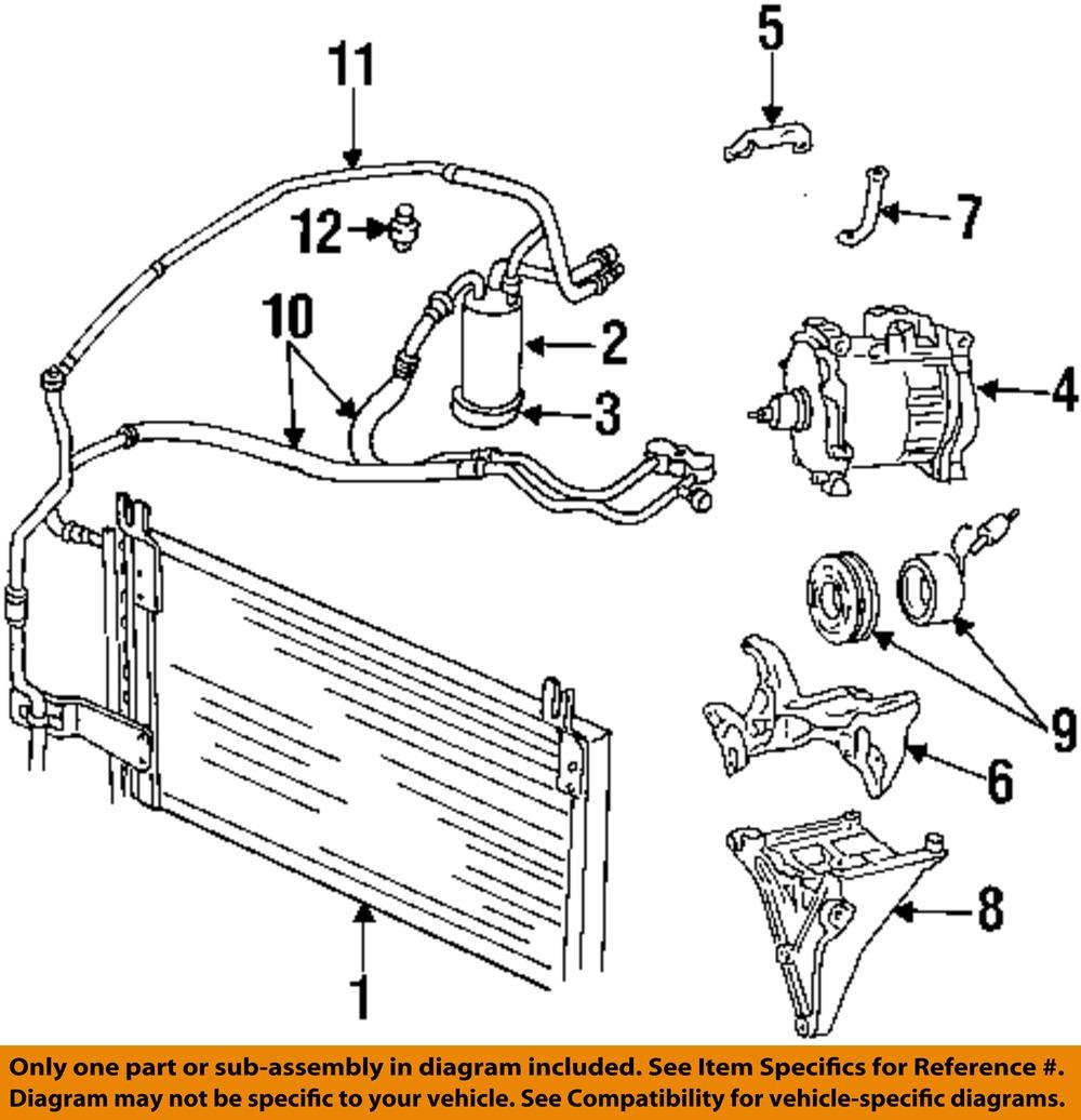 chrysler oem air conditioner high pressure cut off switch. Black Bedroom Furniture Sets. Home Design Ideas