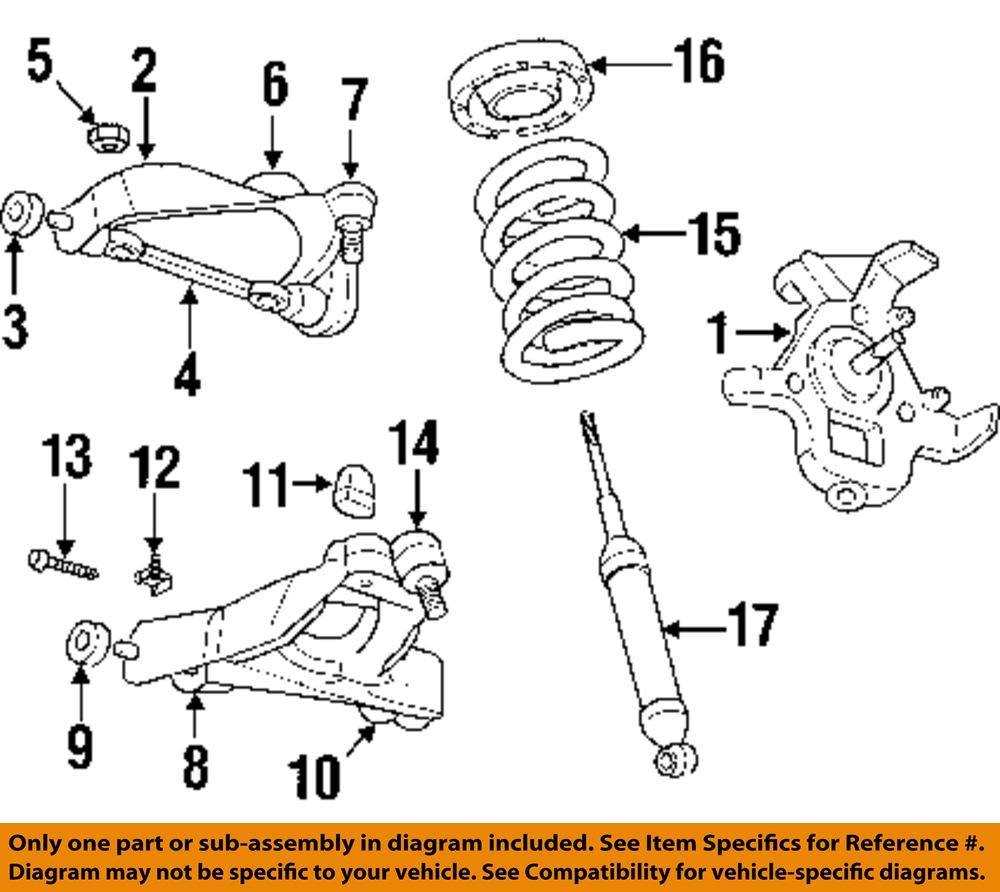 Find Dodge Chrysler Oem 00 04 Dakota Front Suspension Upper Ball Joint Diagram 5104816ad