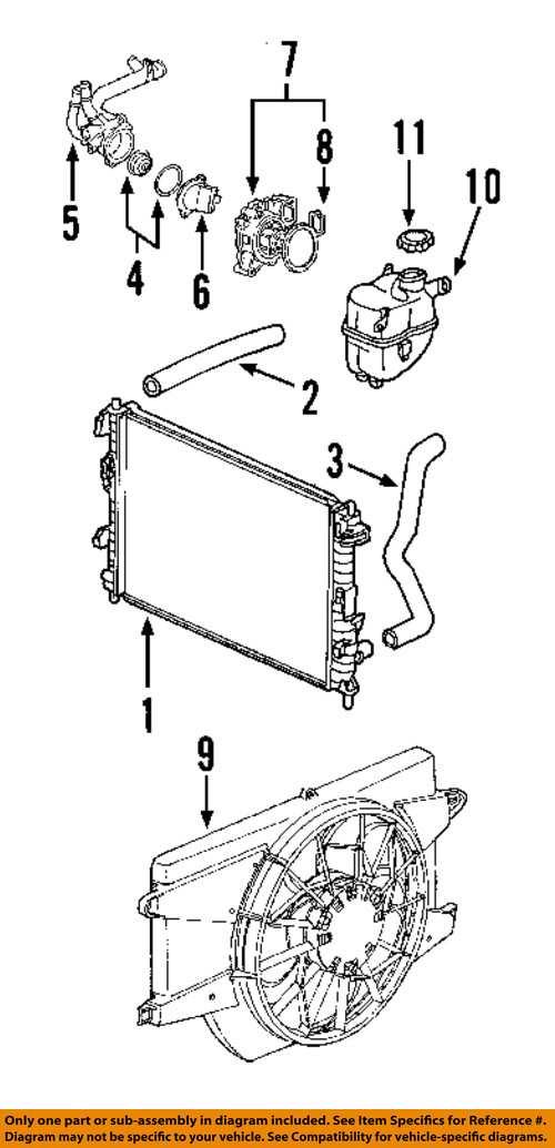 coolant reservoir cooling system ebay