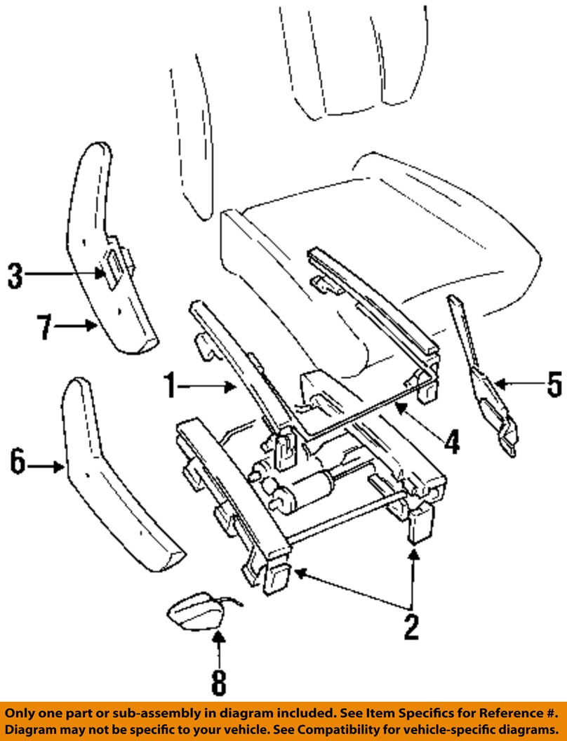 Power Seat-track Assembly