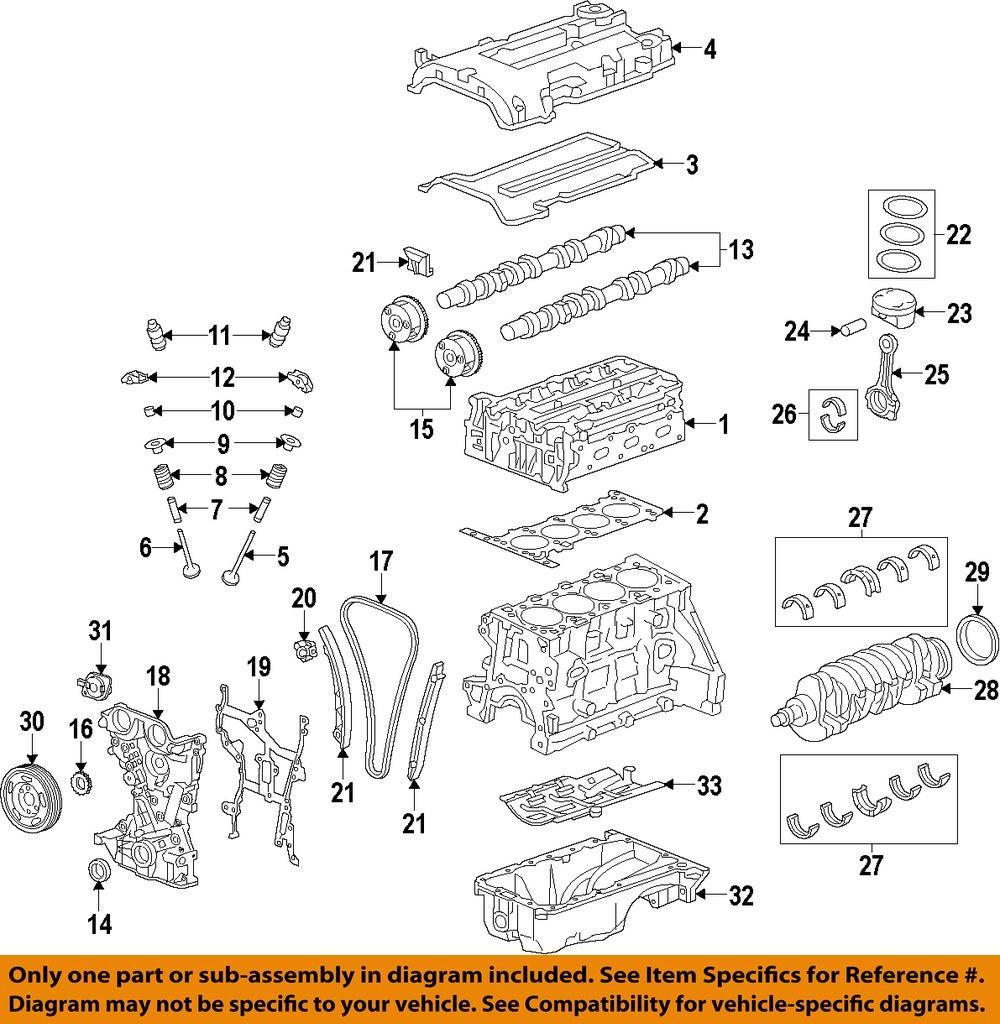 chevrolet gm oem 12 16 sonic engine harmonic balancer 55574771 ebay