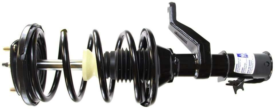 Suspension Strut And Coil Spring Assembly Front Right Fits