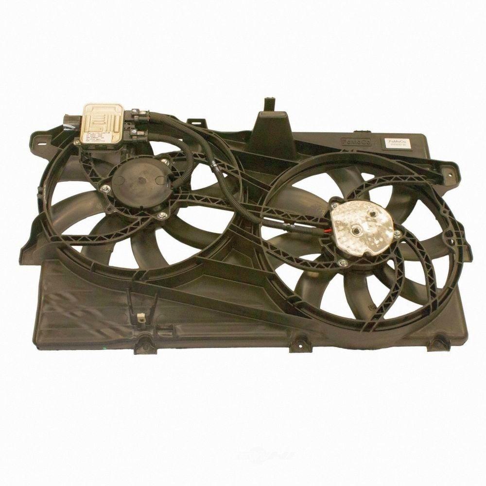 Engine Cooling Fan Assembly Motor And Fan Assy Motorcraft Rf 225 Ebay