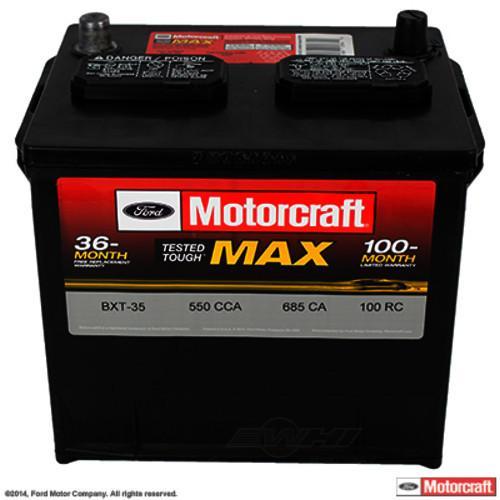 Battery Tested Tough Max Motorcraft Bxt 35 Ebay