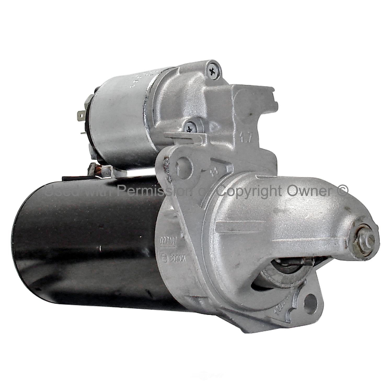 Starter Motor QUALITY-BUILT 17705 Reman Fits 96-98 Land