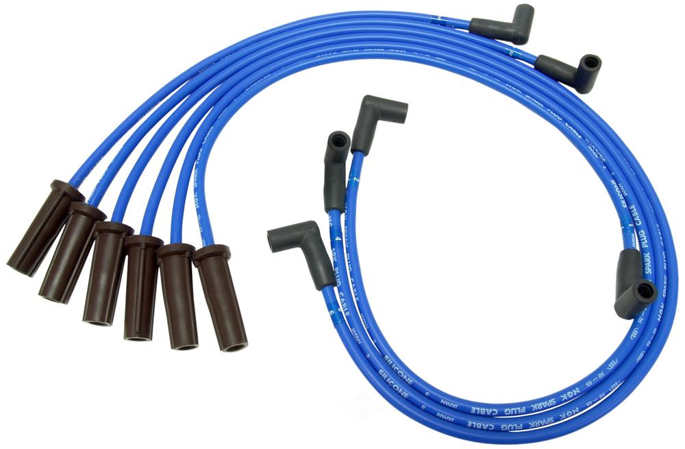 Imagen de Juego de cables de bujía NGK para Buick Park Avenue 1994 Marca NGK Número de Parte 51217