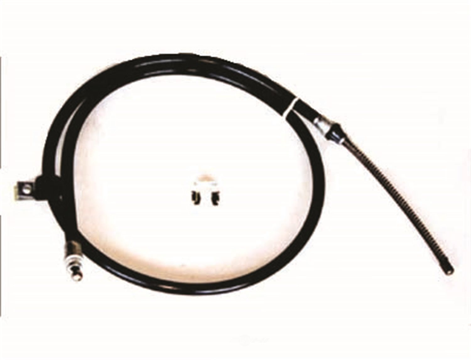 Parking Brake Cable Rear Right Omix 16730 08 Fits 76
