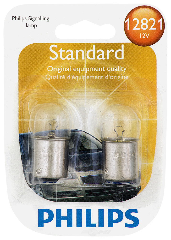 tail light bulb standard twin blister pack rear front. Black Bedroom Furniture Sets. Home Design Ideas