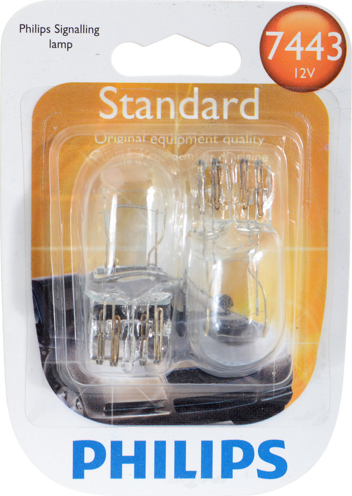 tail light bulb standard twin blister pack rear outer. Black Bedroom Furniture Sets. Home Design Ideas