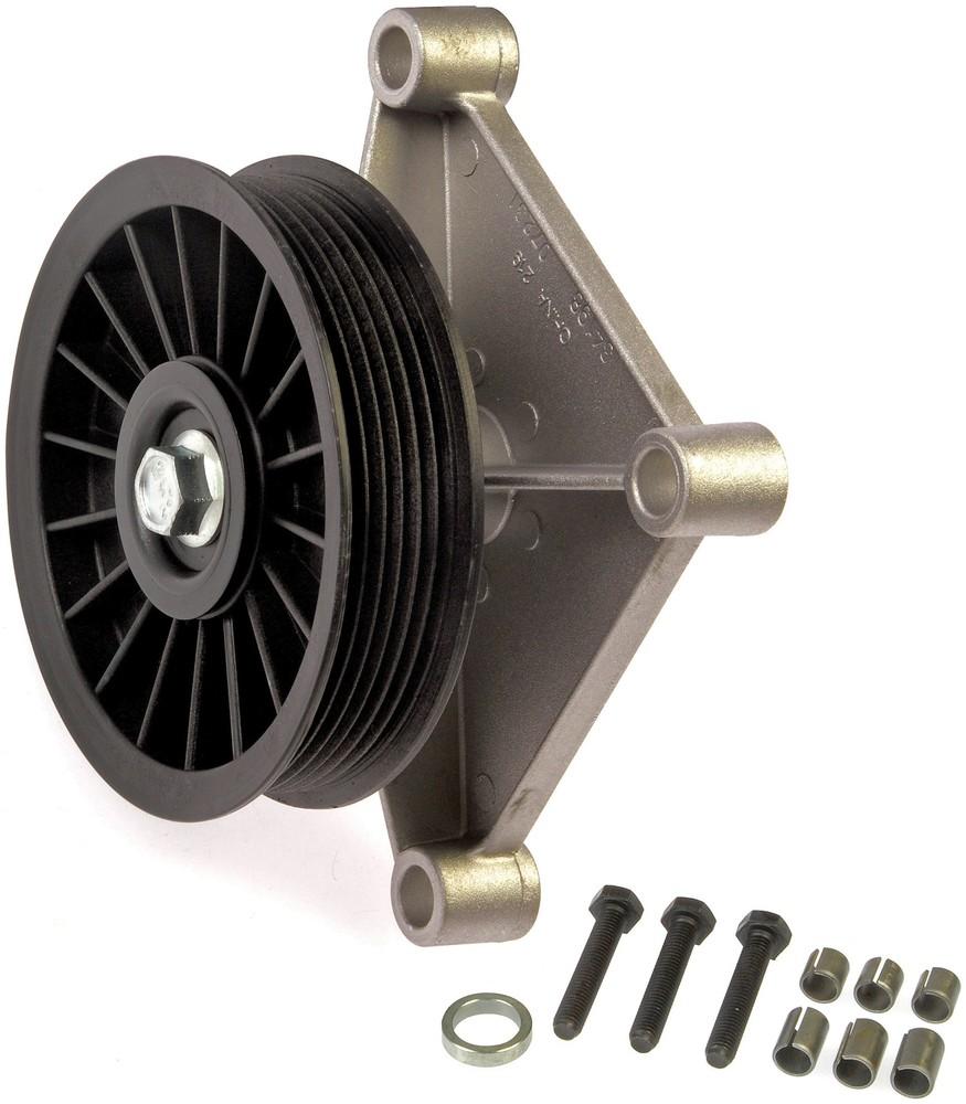 Foto de Polea Bypass del Compresor de Aire Acondicionado para Pontiac 6000 1991 Marca DORMAN Número de Parte 34198