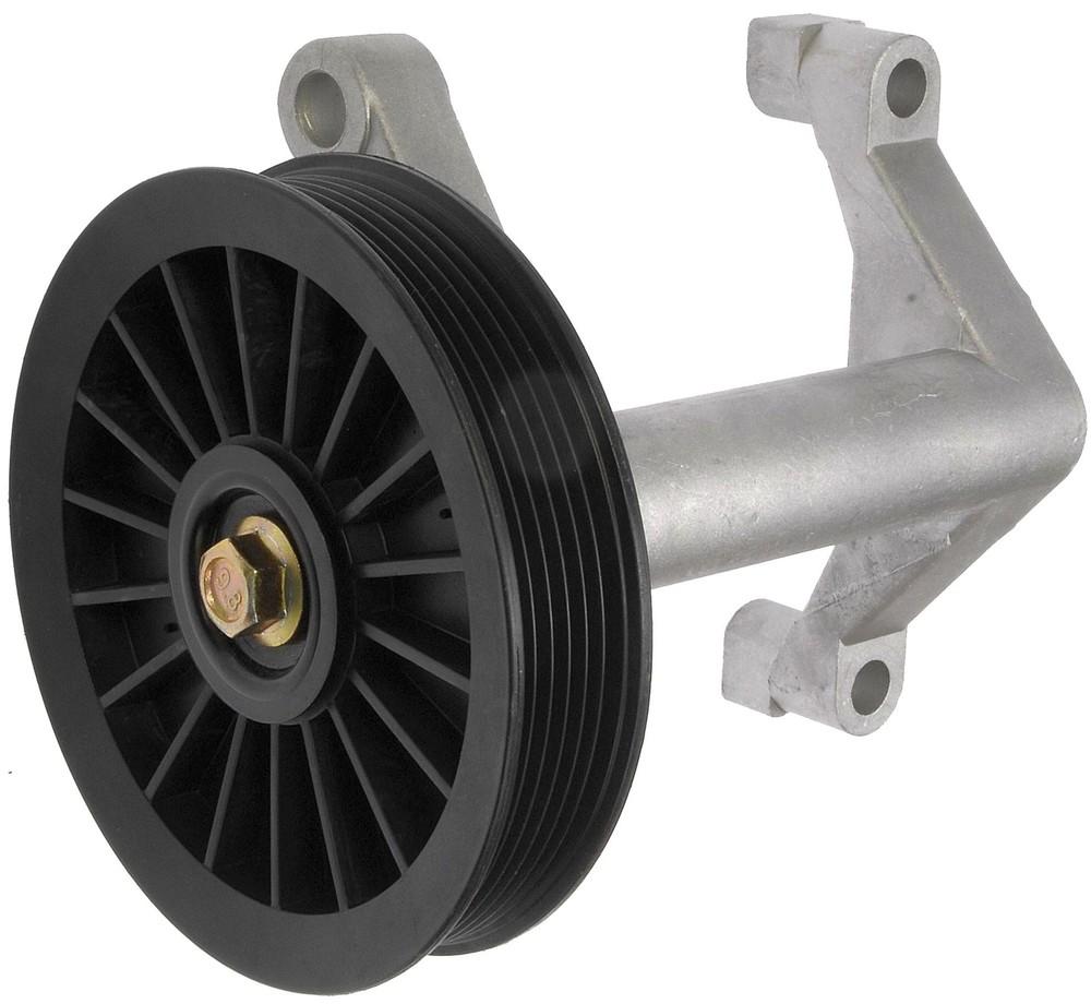 Foto de Polea Bypass del Compresor de Aire Acondicionado para Dodge Grand Caravan 2006 Marca DORMAN Número de Parte 34241