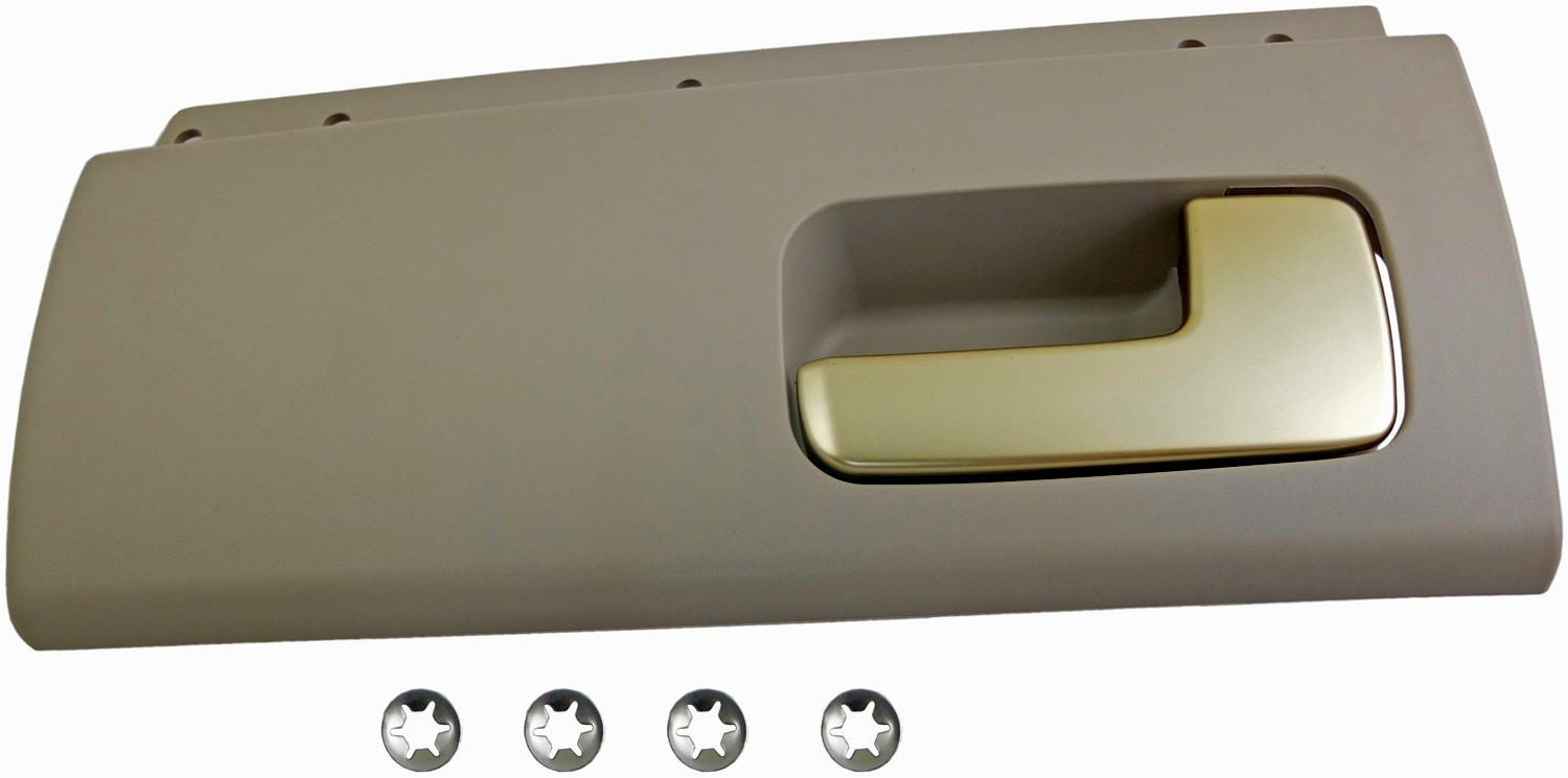 Interior door handle rear right dorman 80477 fits 03 11 - 2004 lincoln town car interior door handle ...