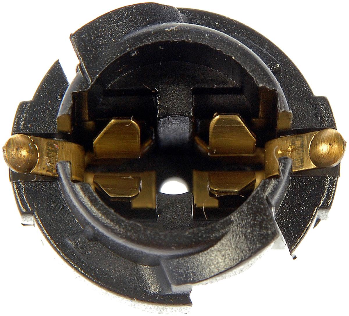 Foto de Zocalo de Lampara del Panel de Instrumentos para Chevrolet G10 1975 Marca DORMAN Número de Parte 40285