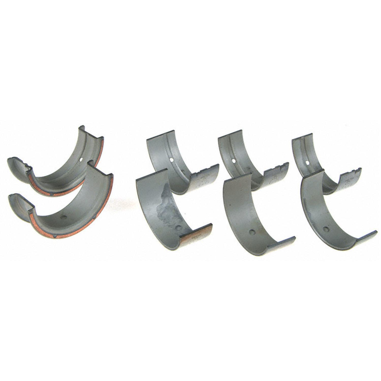 Engine Bearings Set : Engine crankshaft main bearing set sealed power m