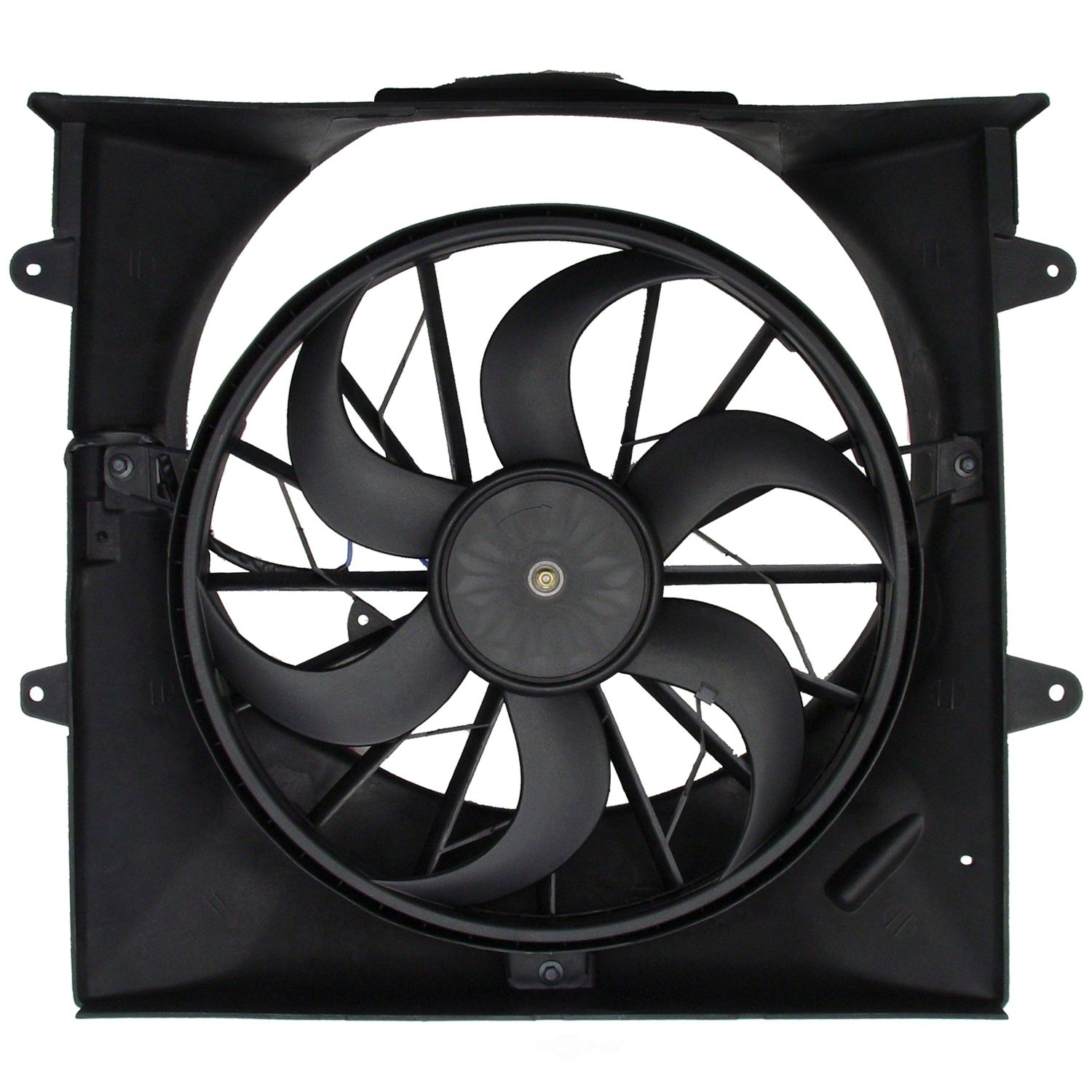 Engine cooling fan assembly vdo fa70129 fits 99 03 jeep for 99 jeep grand cherokee motor