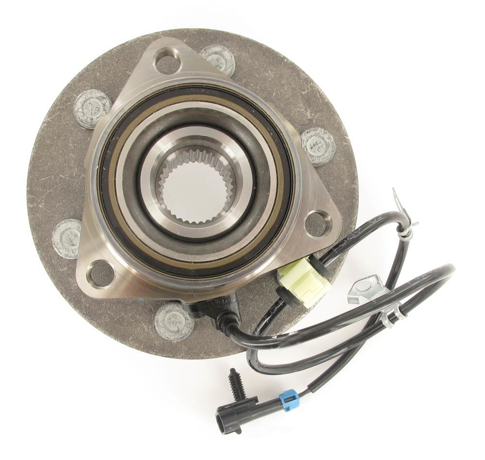 Skf Wheel Bearing: Wheel Bearing Front Outer SKF B67 – Autocars