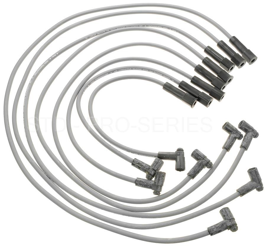 spark plug wire set standard 26838 fits 77