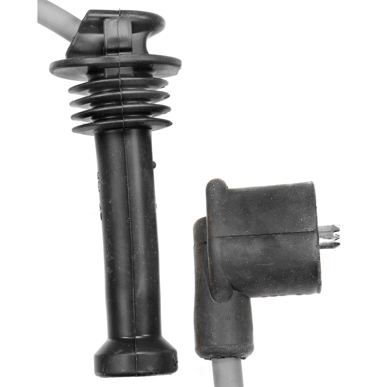 spark wire set fits 1995 1999 mercury mystique standard motor produ