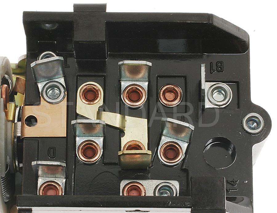 headlight switch standard ds 198 fits 62 79 jeep cj5 ebay. Black Bedroom Furniture Sets. Home Design Ideas