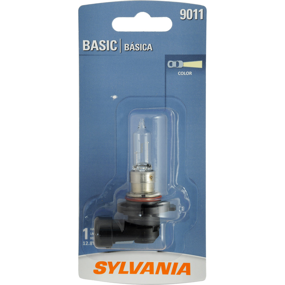 headlight bulb blister pack sylvania 9011 bp ebay. Black Bedroom Furniture Sets. Home Design Ideas