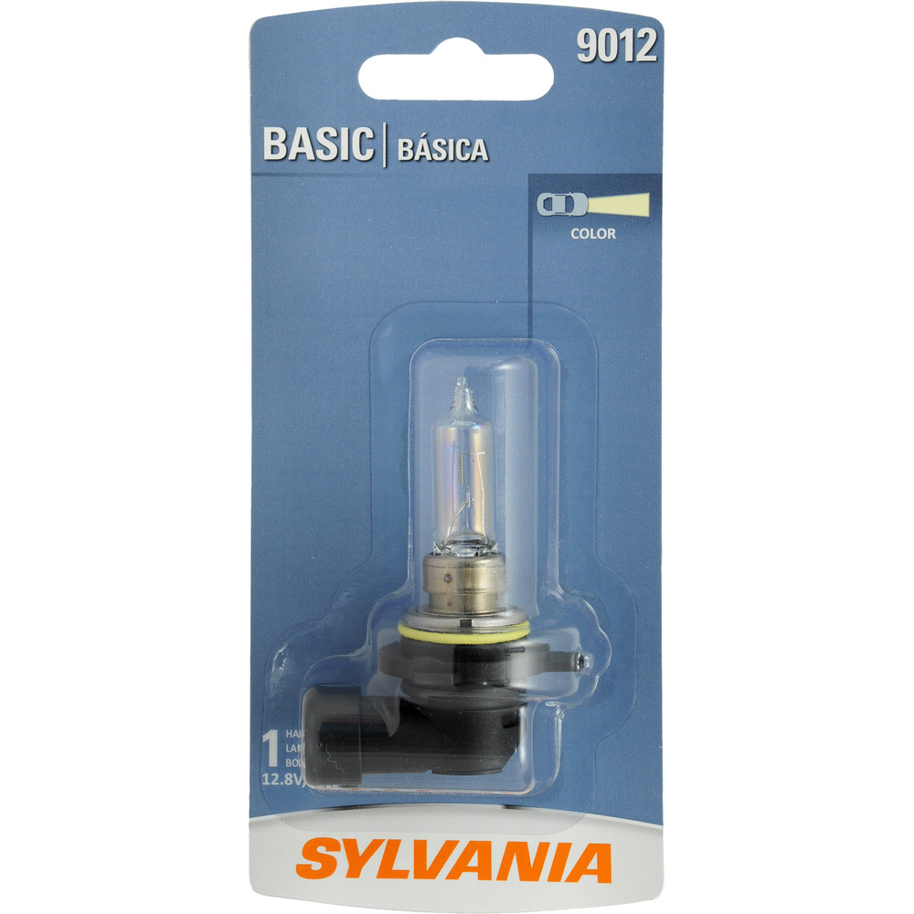 headlight bulb blister pack sylvania 9012 bp ebay. Black Bedroom Furniture Sets. Home Design Ideas