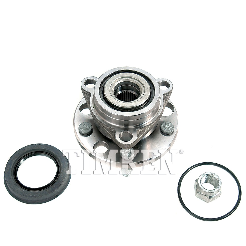 Pontiac Grand Am Front Wheel Hub Assembly From Best Value Auto Parts 1998